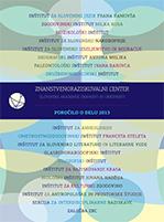 Poročilo za 2013